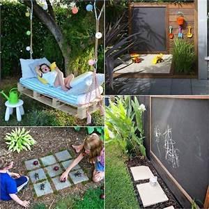 les 25 meilleures idees de la categorie aire de jeux en With superb decoration d un petit jardin 0 cabane de jardin pour enfant jeux en plein air