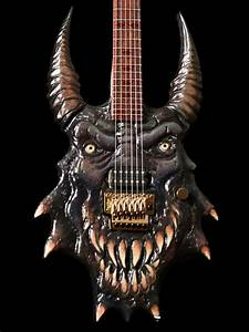 Picture Of Cool Guitar | www.pixshark.com - Images ...