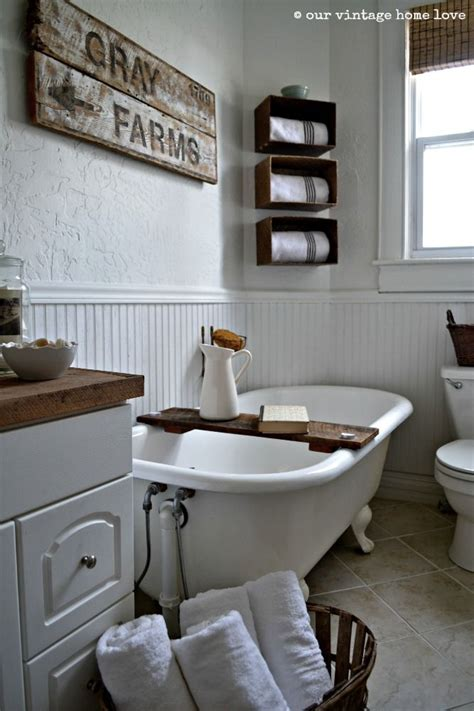 bathroom walls  wainscot painted white wood accents