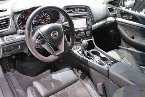 2016 Nissan Maxima Interior by Look 2016 Nissan Maxima 2016 Nissan Maxima
