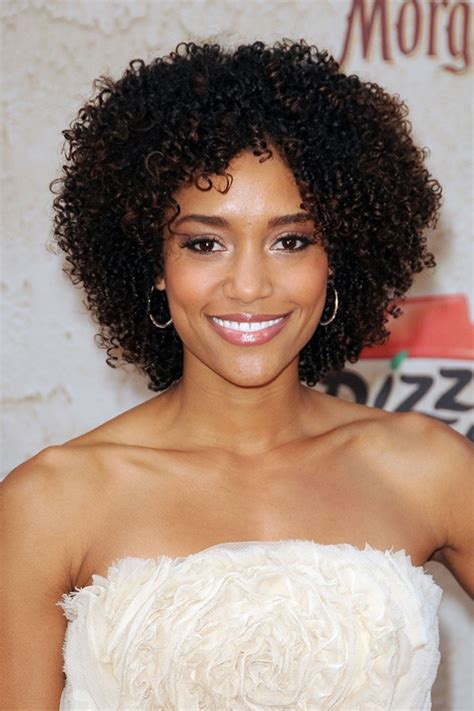 21 kinky curly hairstyles from today s women feed
