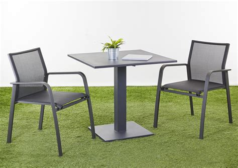 ZEUS TABLE WITH KAVALA 2 SEATER  4 SEATER DINING SET