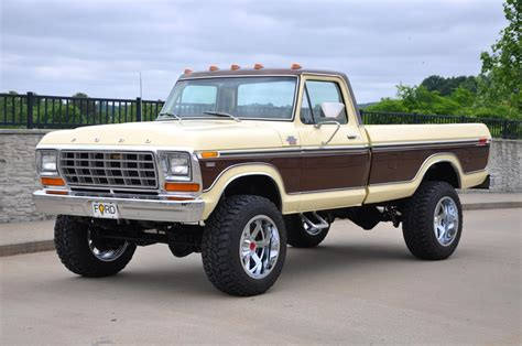 Ford F250 4x4 by 1978 Ford F250 4x4 Lariat Sold