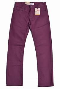 Levis Boyu0026#39;s 511 Slim Fit Colored Pants Jeans | eBay