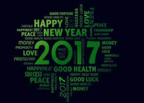 happy new year greetings images 2017