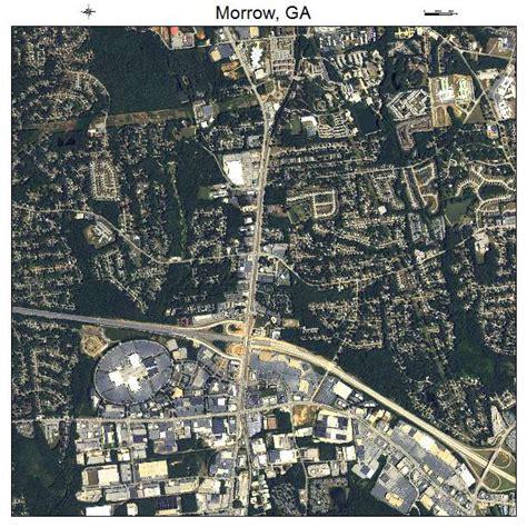 morrow ga aerial photography map of morrow ga georgia