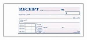 duplicate carbonless receipt book 2 part 2 3 4quot x 7 3 16 With carbon invoice books