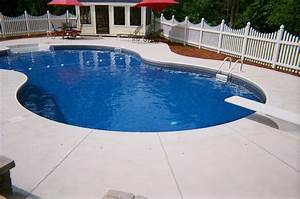 beautiful inground pools bellisima With in ground swimming pool designs