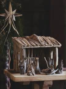 classic wooden manger nativity set christmas decor nova68 com