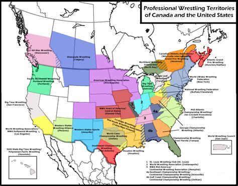 List of National Wrestling Alliance territories - Wikipedia