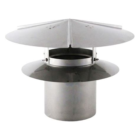 Stainless Steel Universal Chimney Cap Famco