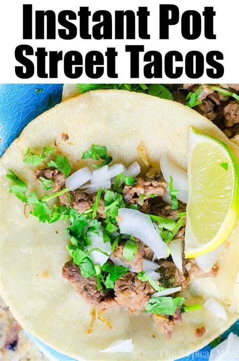 heres    pork chicken  beef instant pot tacos
