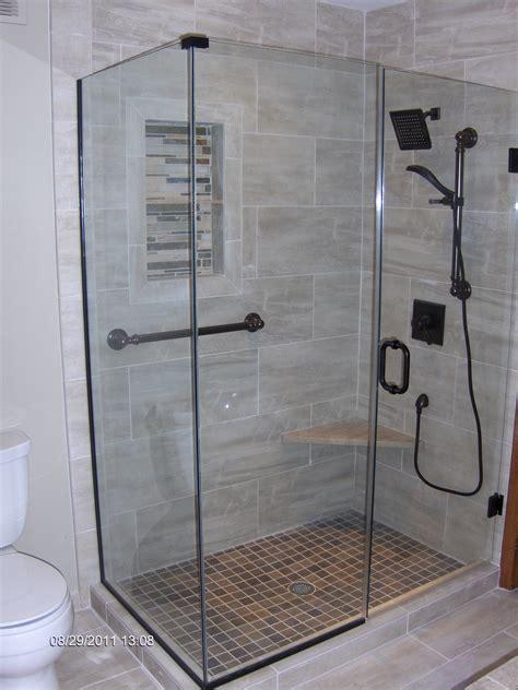 glass bathroom tile ford metro glass custom glass shower enclosure and