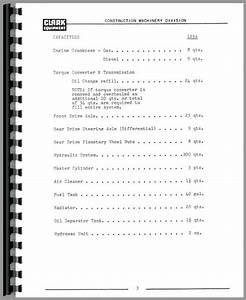 Michigan 125a Wheel Loader Service Manual