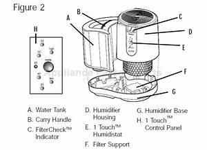 Bionaire Model No Bcm646 Manual