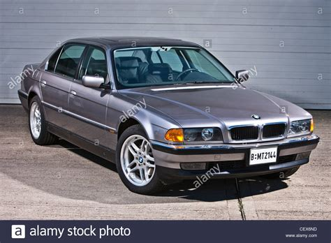 bmw bond bmw 7 series e38 model bond classic car stock photo