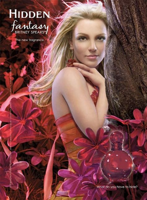 britney spears hidden fantasy  ad perfume images
