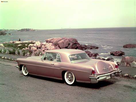 Lincoln Continental Mark II 1956–57 pictures (2048x1536)