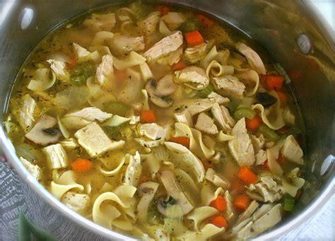 World's Best Chicken Noodle Soup  Wildflour's Cottage Kitchen