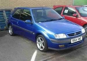 Citroen 1998 Saxo Vts Blue  Car For Sale