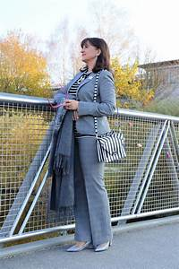Styling Tipps 2017 : 7 styling tipps business look mit hosenanzug in glencheck martina berg lady 50plus ~ Frokenaadalensverden.com Haus und Dekorationen