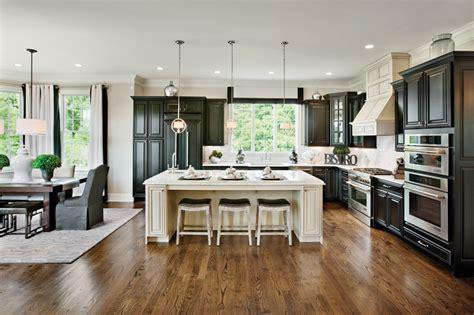 gourmet kitchen islands enclave at rye brook the harkness home design 1276