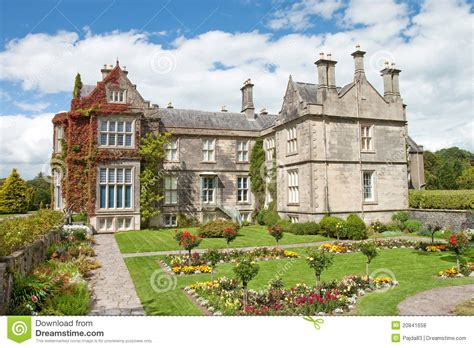 country cottage house plans muckross house and gardens killarney in stock