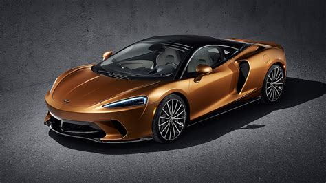 The 2020 Mclaren Gt Is A 612-hp Supercar For Grand Touring