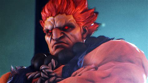 Street Fighter 5 Akuma Teaser Trailer Hd Youtube