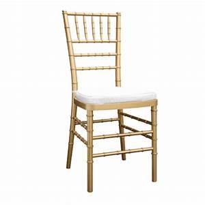 Chiavari Chairs - Allure Event Rentals and Decor