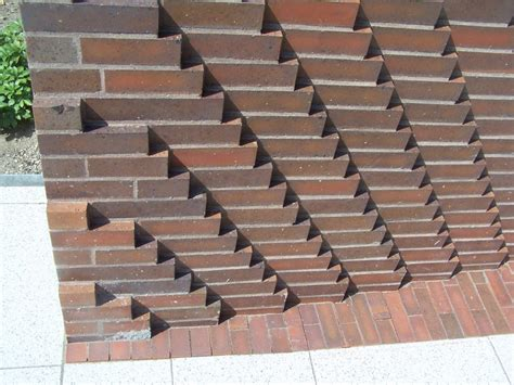 Corbel Bricks by Brick Corbelling International Masonry Institute