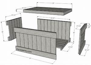 Cedar Chest Plans - Build Your Own Cedar Chest