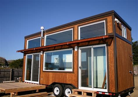 Tiny Häuser Mobil by Tiny Homes Built On Trailers Mobile Home Tiny House