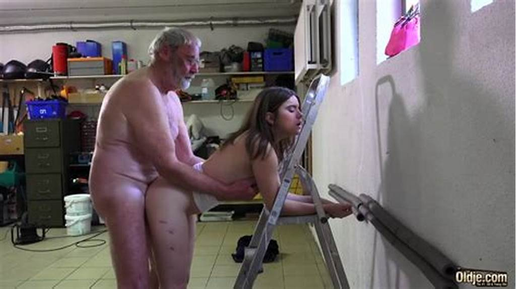 #Jolly #Honey #Teen #Fucking #Grandpa #After #Party