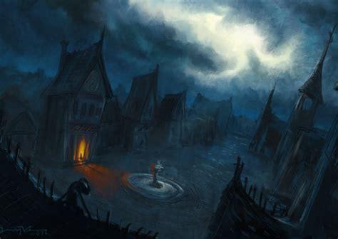 Diablo 3 Wallpaper Hd Approaching The Village Of Barovia Audio Atmosphere