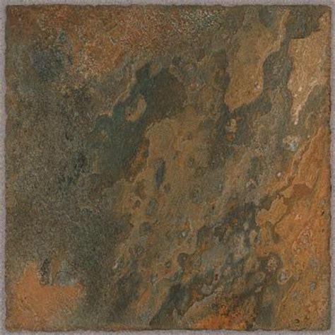 Trafficmaster Vinyl Tile Redwood by Trafficmaster Cyprus Resilient Vinyl Tile Flooring