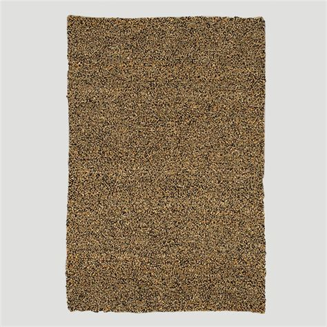world market jute rug jute leather shag rug coffee world market
