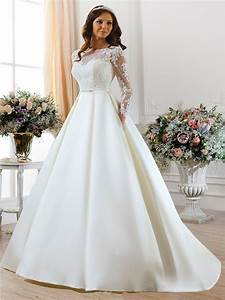 online buy wholesale simple long sleeve wedding dresses With simple long sleeve wedding dress