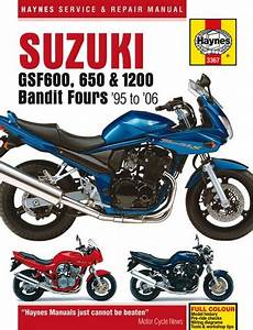 Suzuki Gsf600 And Gsf650 Bandit Haynes Manual - 3367