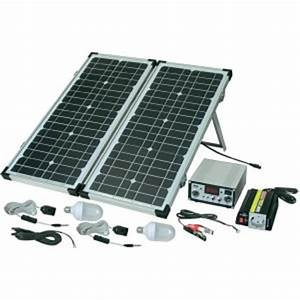 Mini Solaranlage Für Gartenhaus : solar set solaranlage f r gartenhaus wohnmobil boot ~ Articles-book.com Haus und Dekorationen