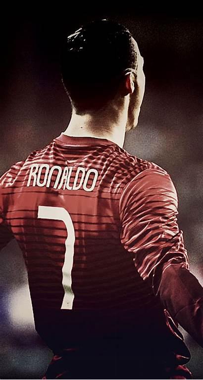 Ronaldo Portugal Cristiano Iphone Team Cr7 Wallpapers