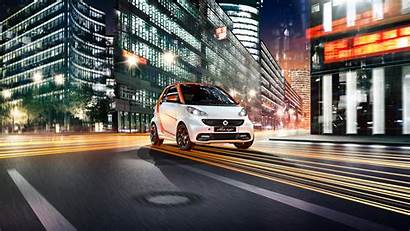 Smart Fortwo Flashlight Wallpapers Cabrio Edition Cars