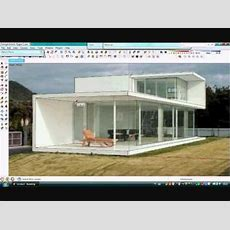 Sketchup Tutorials  How To Use Match Photo  Youtube