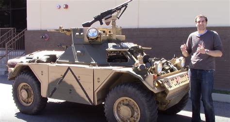 doug demuro armored military vehicle review video dpccars