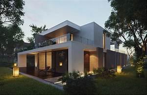 India, House, Balcony, Designs, U2013, Modern, House