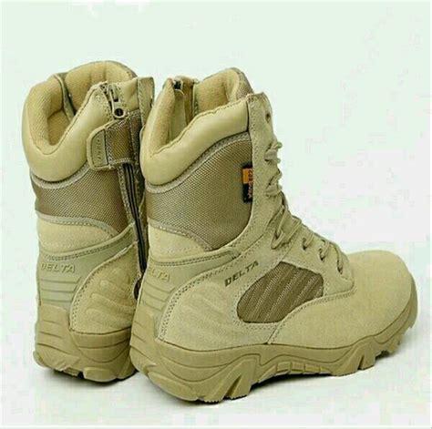 jual sepatu delta gurun 8 inch di lapak brotherstore