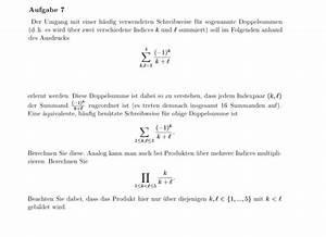 Doppelsumme Berechnen : analysis 1 doppelsummen ausrechnen k l 1 bis 4 und weitere mathelounge ~ Themetempest.com Abrechnung