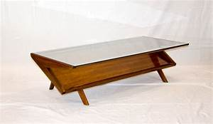 coffee tables ideas mid century glass coffee table design With cheap mid century modern coffee table
