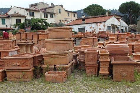 vasi terracotta rettangolari terrecotte da esterno firenze le terrecotte di