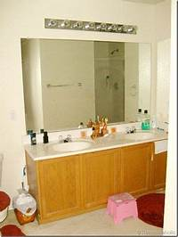 large bathroom mirrors Large bathroom mirror: 3 design ideas | Bathroom designs ideas